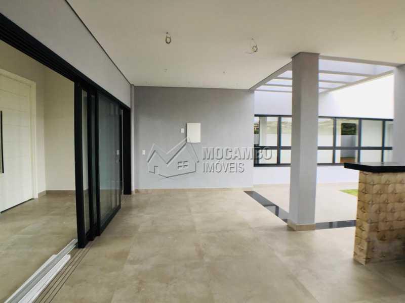 Área gourmet - Casa em Condomínio 3 quartos à venda Itatiba,SP - R$ 1.170.000 - FCCN30449 - 25