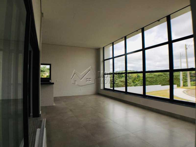 Sala - Casa em Condomínio 3 quartos à venda Itatiba,SP - R$ 1.170.000 - FCCN30449 - 8