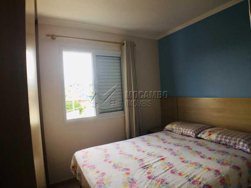 Dormitório - Apartamento 2 quartos à venda Itatiba,SP - R$ 233.000 - FCAP21067 - 4