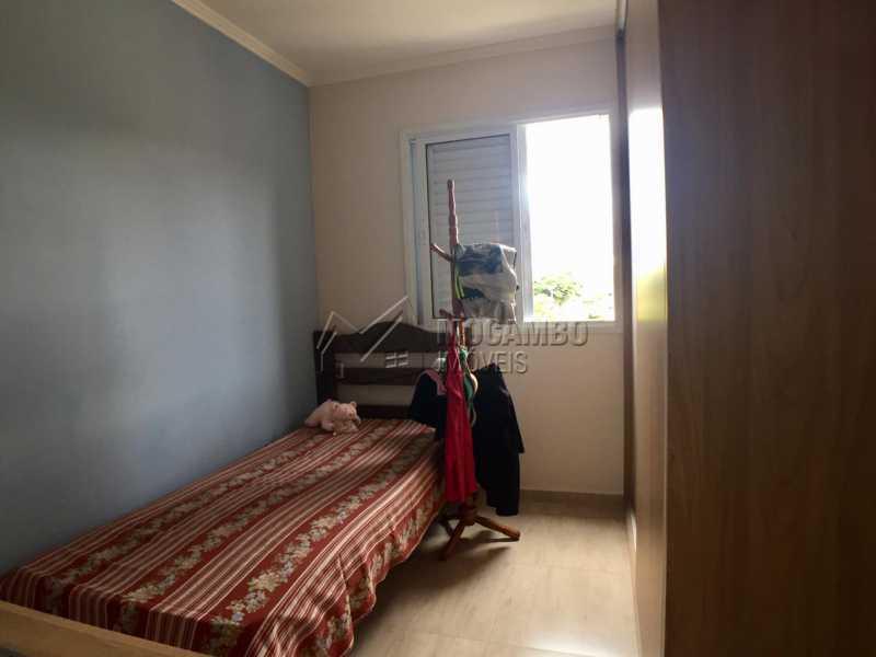 Dormitório - Apartamento 2 quartos à venda Itatiba,SP - R$ 233.000 - FCAP21067 - 5
