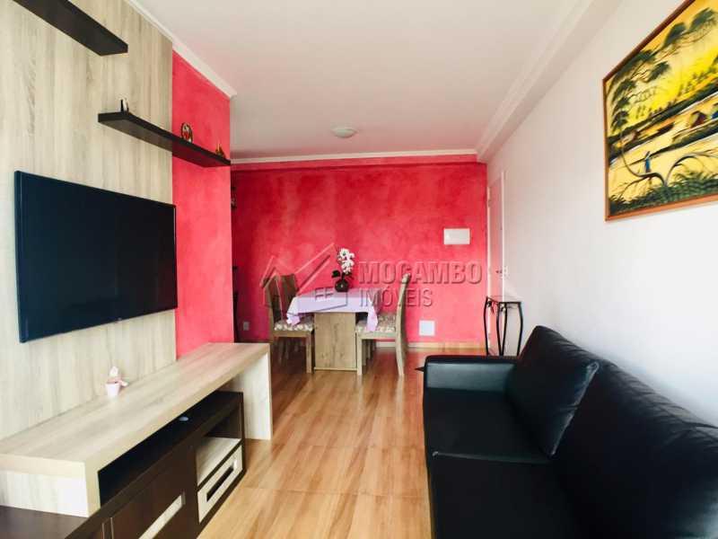 Sala - Apartamento 2 quartos à venda Itatiba,SP - R$ 233.000 - FCAP21067 - 7