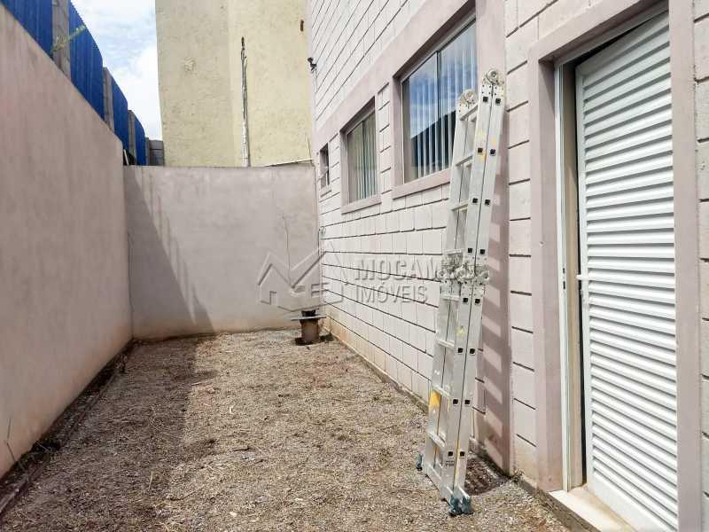 Área Externa - Galpão 230m² Para Alugar Itatiba,SP - R$ 3.900 - FCGA00173 - 11