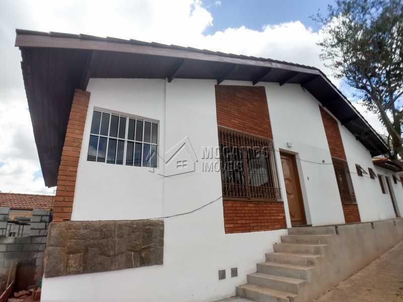 Fachada - Casa Comercial 180m² Para Alugar Itatiba,SP - R$ 5.500 - FCCC00018 - 1