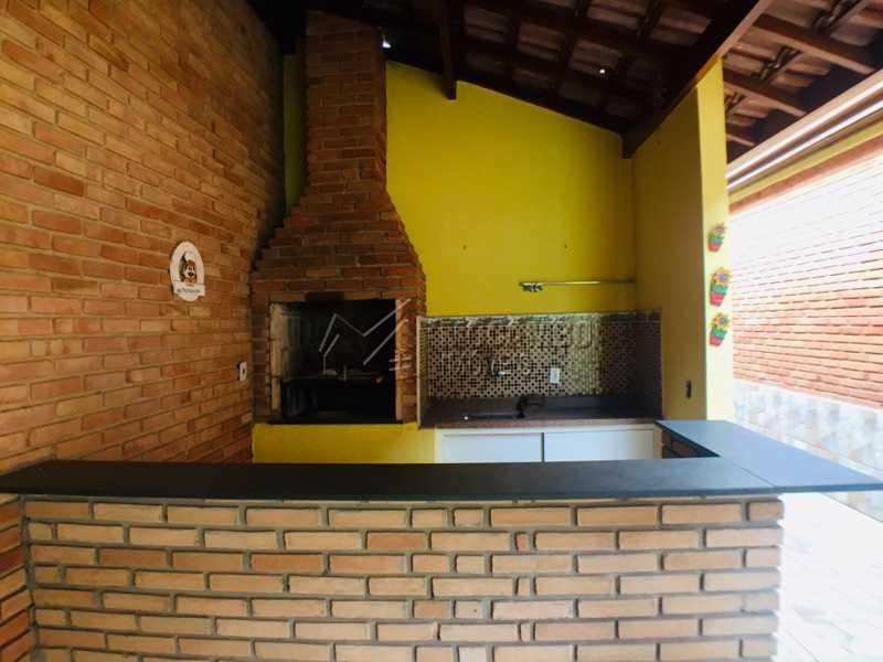 Churrasqueira - Casa 3 Quartos À Venda Itatiba,SP Nova Itatiba - R$ 650.000 - FCCA31311 - 14