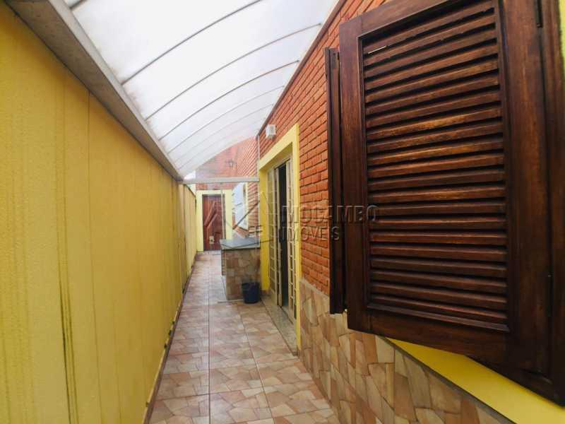 Corredor Externo - Casa 3 Quartos À Venda Itatiba,SP Nova Itatiba - R$ 650.000 - FCCA31311 - 16