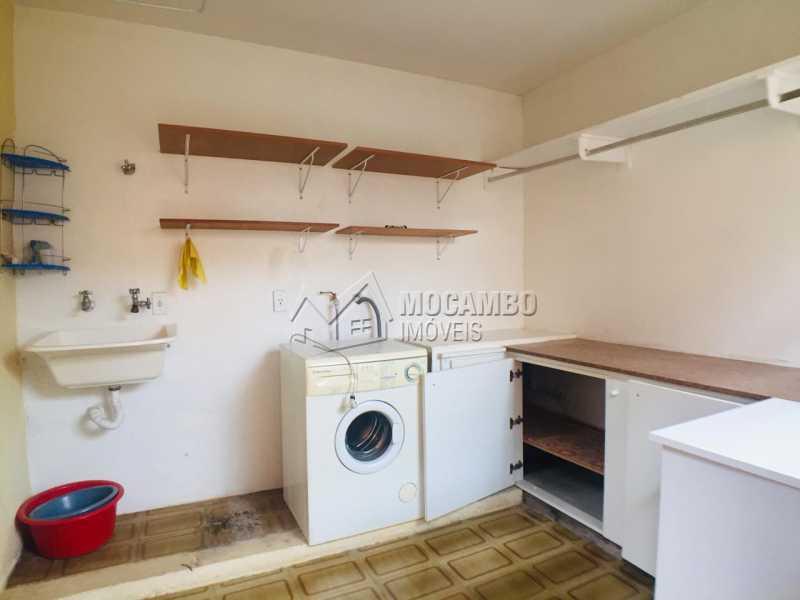 Área de Serviço - Casa 3 Quartos À Venda Itatiba,SP Nova Itatiba - R$ 650.000 - FCCA31311 - 11