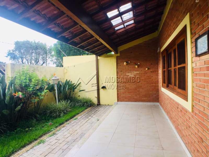 Entrada - Casa 3 Quartos À Venda Itatiba,SP Nova Itatiba - R$ 650.000 - FCCA31311 - 13