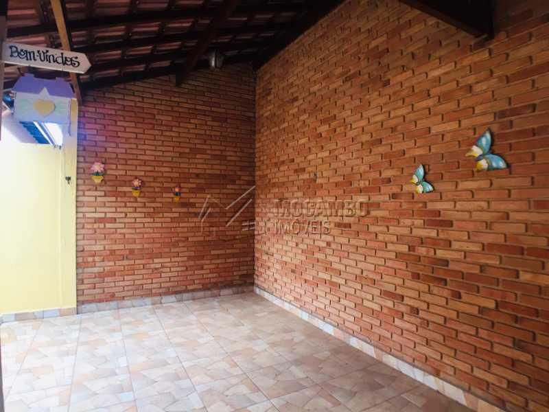 Quintal - Casa 3 Quartos À Venda Itatiba,SP Nova Itatiba - R$ 650.000 - FCCA31311 - 17