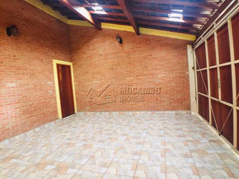 Garagem - Casa 3 Quartos À Venda Itatiba,SP Nova Itatiba - R$ 650.000 - FCCA31311 - 19