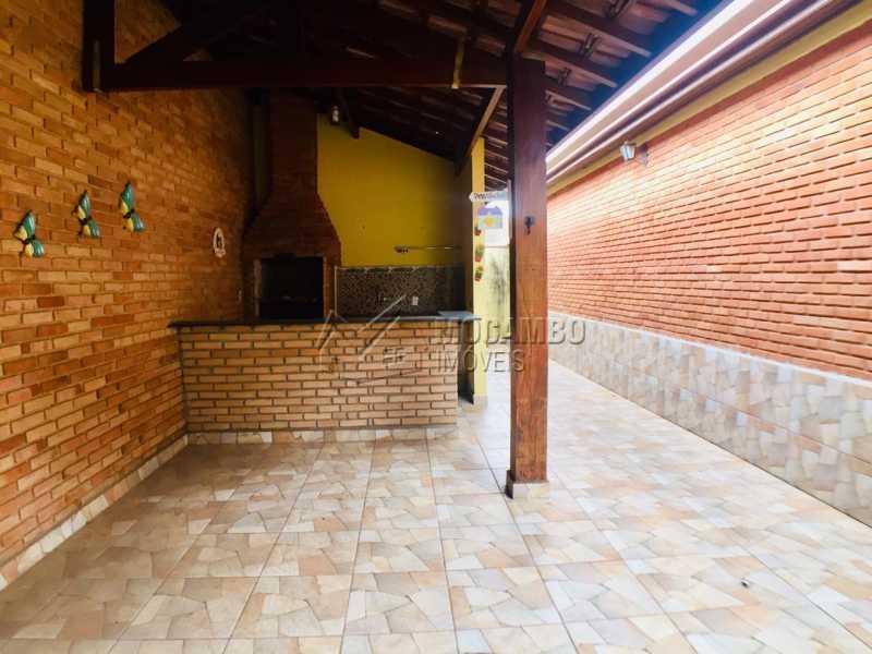 Churrasqueira - Casa 3 Quartos À Venda Itatiba,SP Nova Itatiba - R$ 650.000 - FCCA31311 - 1