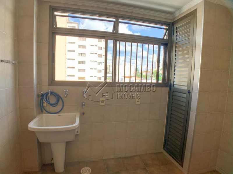 Lavanderia - Apartamento 3 quartos à venda Itatiba,SP - R$ 438.000 - FCAP30544 - 6