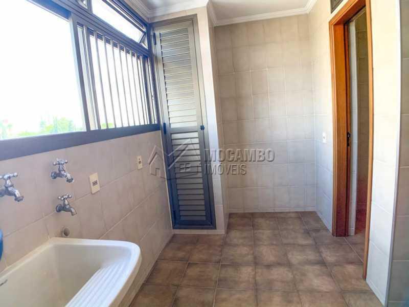 Lavanderia - Apartamento 3 quartos à venda Itatiba,SP - R$ 438.000 - FCAP30544 - 5