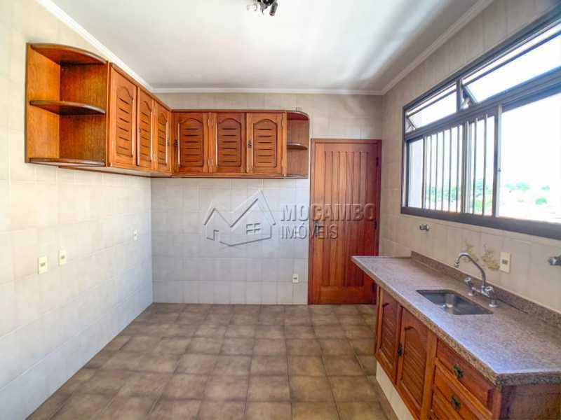 Cozinha - Apartamento 3 quartos à venda Itatiba,SP - R$ 438.000 - FCAP30544 - 12
