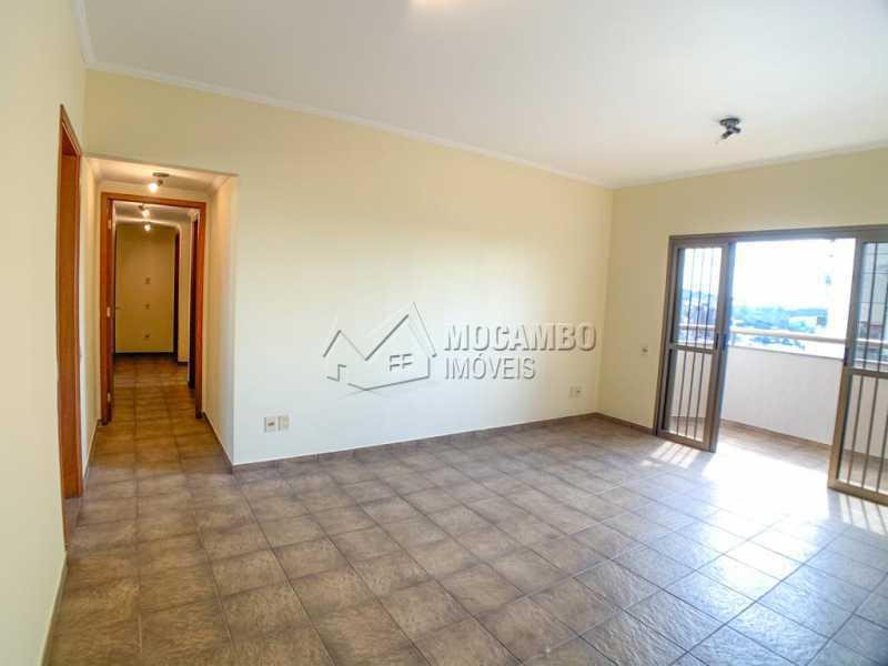 Sala - Apartamento 3 quartos à venda Itatiba,SP - R$ 438.000 - FCAP30544 - 3