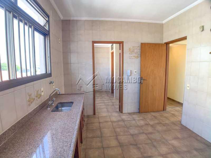 Cozinha - Apartamento 3 quartos à venda Itatiba,SP - R$ 438.000 - FCAP30544 - 17