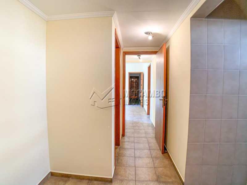 corredor - Apartamento 3 quartos à venda Itatiba,SP - R$ 438.000 - FCAP30544 - 19