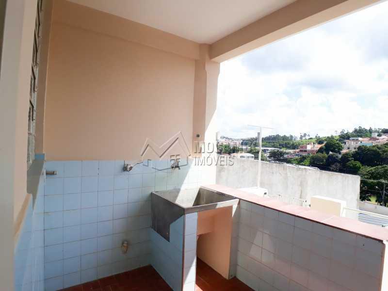 Lavanderia  - Casa 3 quartos para alugar Itatiba,SP - R$ 1.400 - FCCA31313 - 8