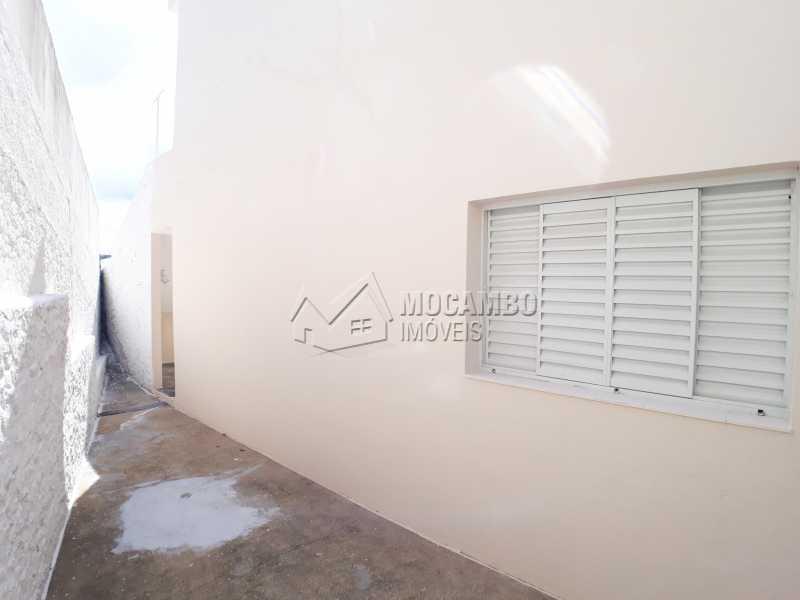 Área externa  - Casa 2 quartos para alugar Itatiba,SP - R$ 1.000 - FCCA21309 - 7
