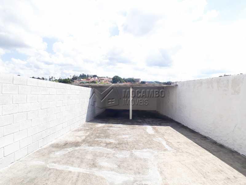 Área externa  - Casa 2 quartos para alugar Itatiba,SP - R$ 1.000 - FCCA21309 - 8