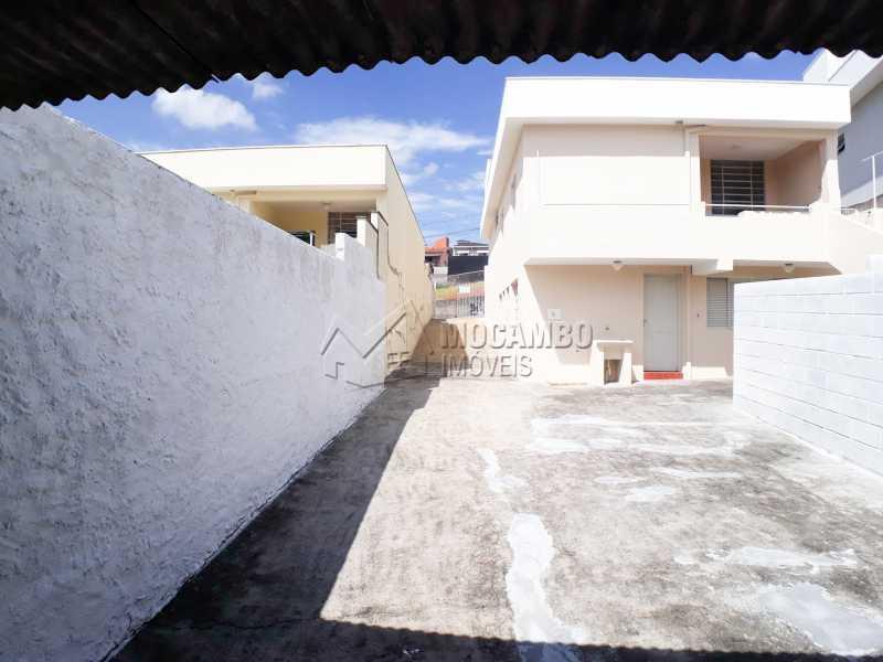 Área externa  - Casa 2 quartos para alugar Itatiba,SP - R$ 1.000 - FCCA21309 - 9