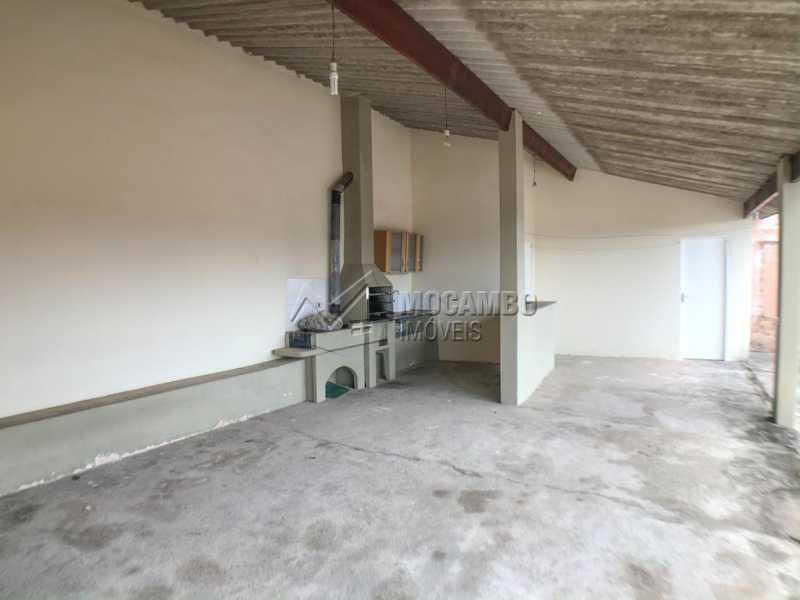 Área Gourmet - Casa 3 quartos à venda Itatiba,SP - R$ 380.000 - FCCA31315 - 12