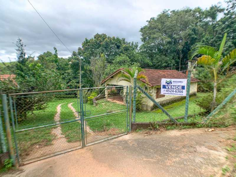 Fachada - Chácara 9234m² à venda Itatiba,SP - R$ 380.000 - FCCH20064 - 1