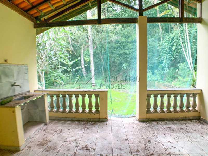 Varanda - Chácara 9234m² à venda Itatiba,SP - R$ 380.000 - FCCH20064 - 15