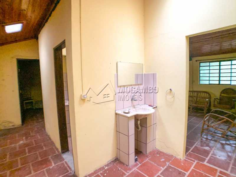 Acesso a sala - Chácara 9234m² à venda Itatiba,SP - R$ 380.000 - FCCH20064 - 12