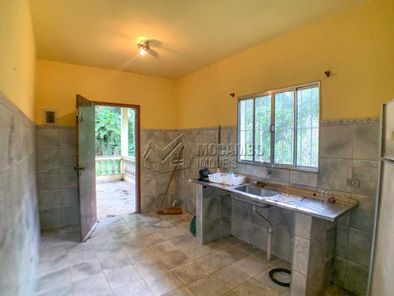 Cozinha casa 2 - Chácara 9234m² à venda Itatiba,SP - R$ 380.000 - FCCH20064 - 16