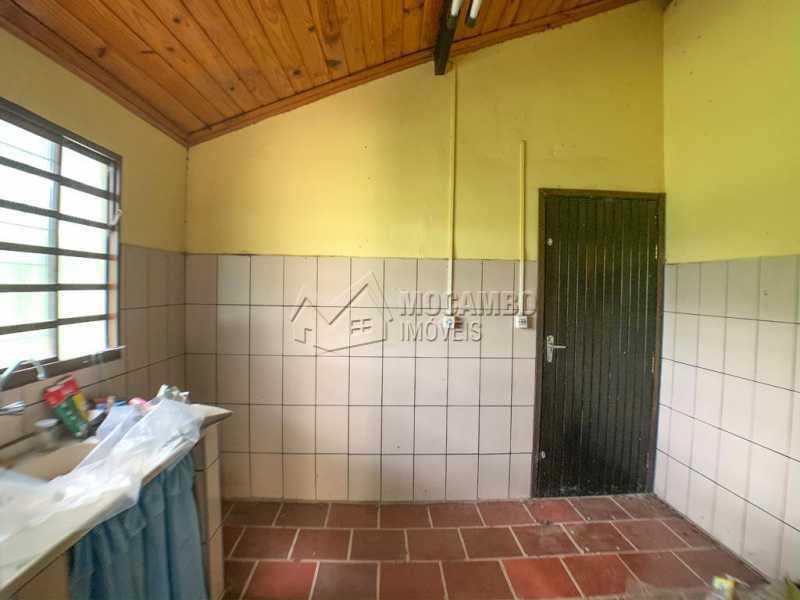 Cozinha casa 1 - Chácara 9234m² à venda Itatiba,SP - R$ 380.000 - FCCH20064 - 17