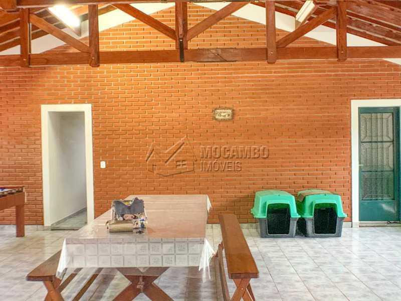 Salão de festas - Casa em Condomínio Parque São Gabriel, Itatiba, Bairro Itapema, SP À Venda, 2 Quartos, 196m² - FCCN20034 - 4