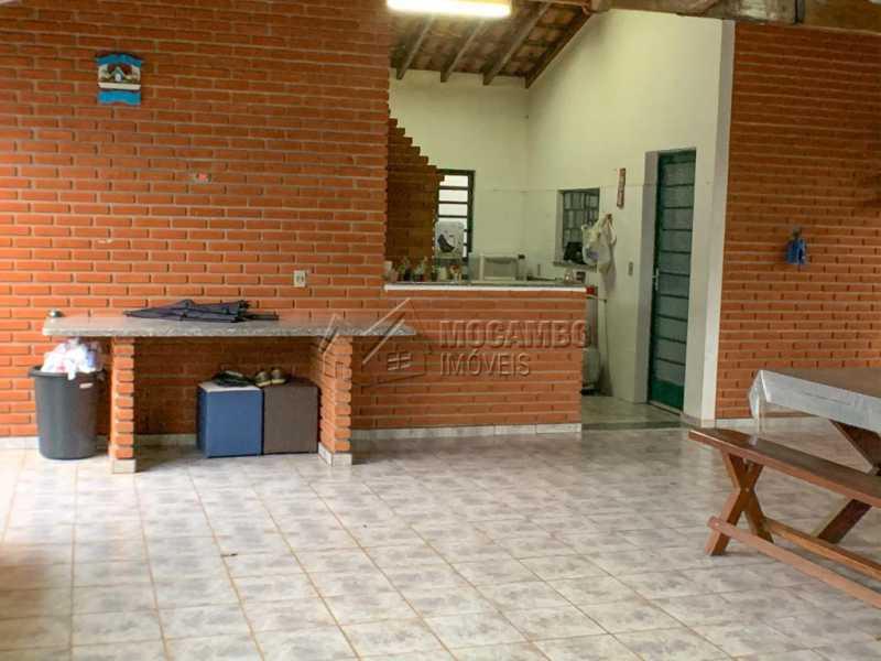 Salão de festas - Casa em Condomínio Parque São Gabriel, Itatiba, Bairro Itapema, SP À Venda, 2 Quartos, 196m² - FCCN20034 - 7