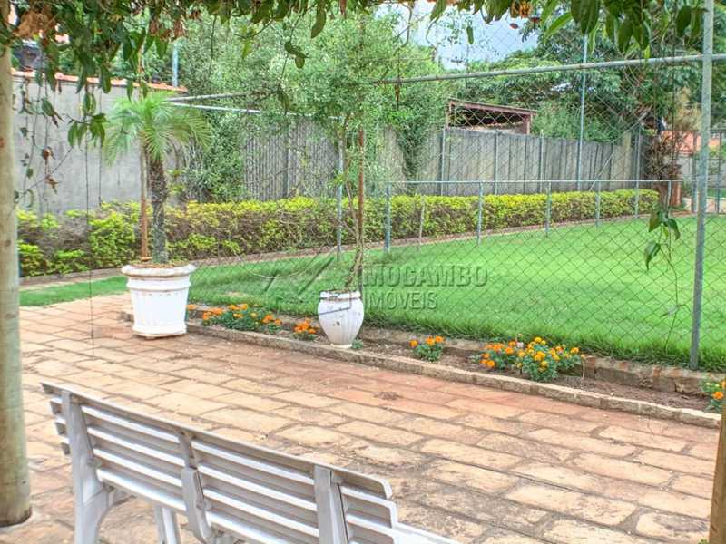 Área Externa - Casa em Condomínio Parque São Gabriel, Itatiba, Bairro Itapema, SP À Venda, 2 Quartos, 196m² - FCCN20034 - 8