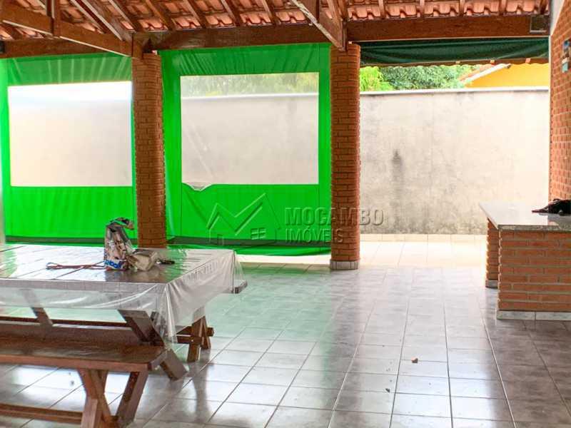 Salão de festas - Casa em Condomínio Parque São Gabriel, Itatiba, Bairro Itapema, SP À Venda, 2 Quartos, 196m² - FCCN20034 - 13