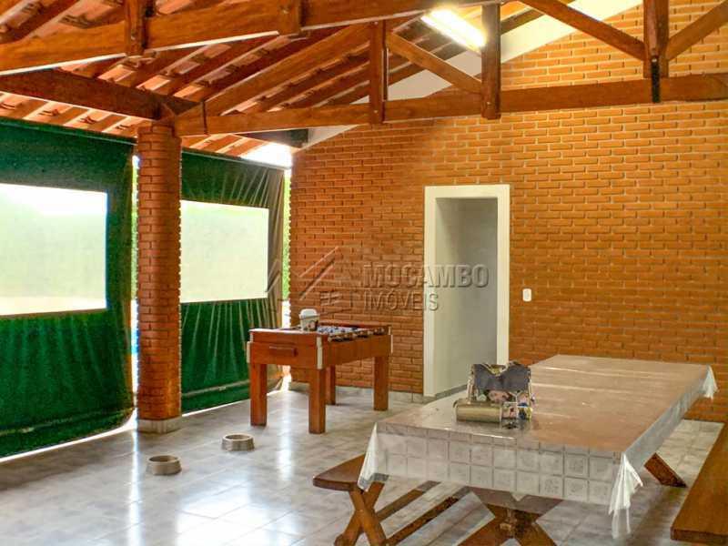 Salão de festas - Casa em Condomínio Parque São Gabriel, Itatiba, Bairro Itapema, SP À Venda, 2 Quartos, 196m² - FCCN20034 - 14