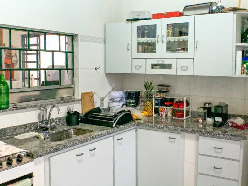 Cozinha - Casa em Condomínio 2 quartos à venda Itatiba,SP - R$ 749.000 - FCCN20034 - 16