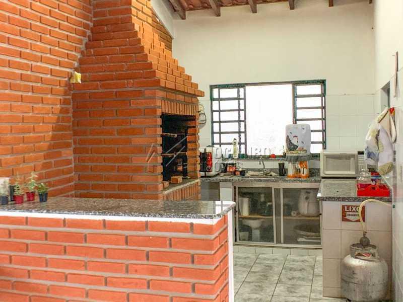 Espaço Gourmet - Casa em Condomínio 2 quartos à venda Itatiba,SP - R$ 749.000 - FCCN20034 - 17