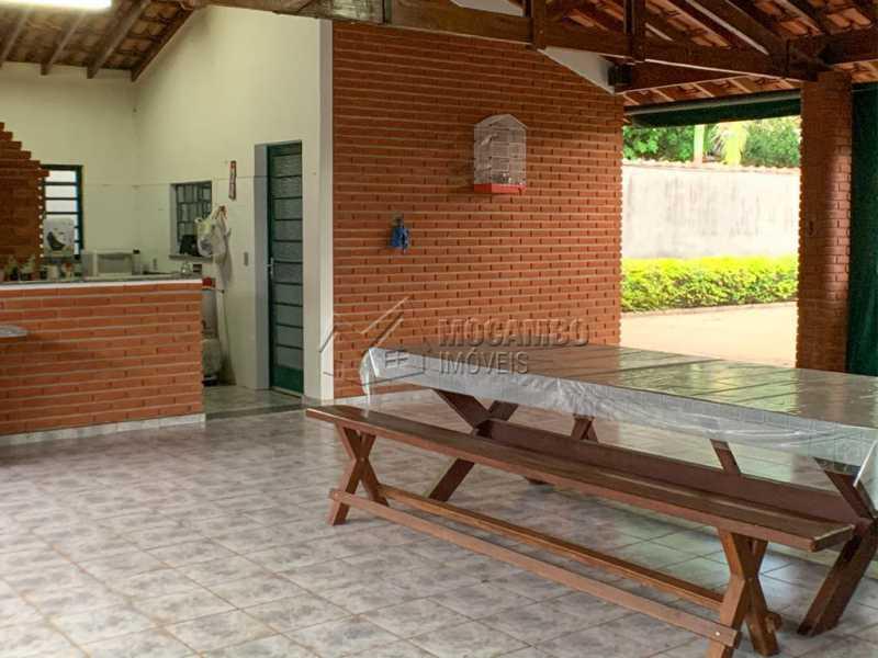 Salão de festas - Casa em Condomínio Parque São Gabriel, Itatiba, Bairro Itapema, SP À Venda, 2 Quartos, 196m² - FCCN20034 - 20