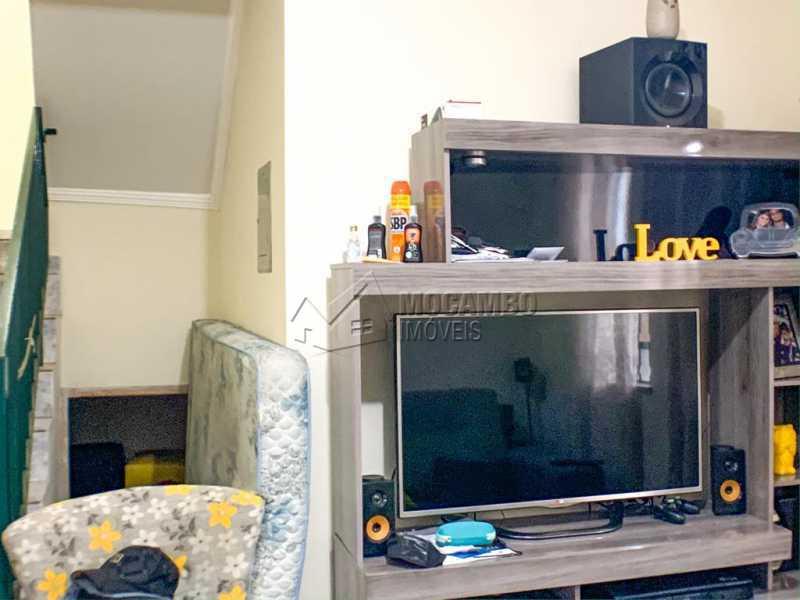 Sala - Casa em Condomínio 2 quartos à venda Itatiba,SP - R$ 749.000 - FCCN20034 - 21