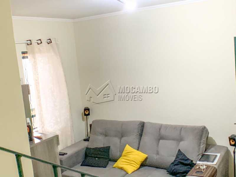 Sala - Casa em Condomínio Parque São Gabriel, Itatiba, Bairro Itapema, SP À Venda, 2 Quartos, 196m² - FCCN20034 - 26