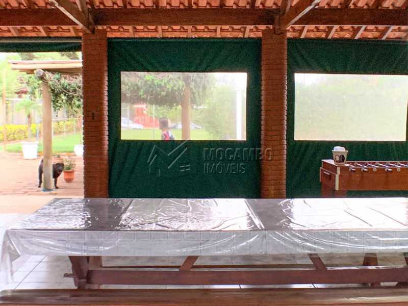 Salão de festas - Casa em Condomínio Parque São Gabriel, Itatiba, Bairro Itapema, SP À Venda, 2 Quartos, 196m² - FCCN20034 - 27