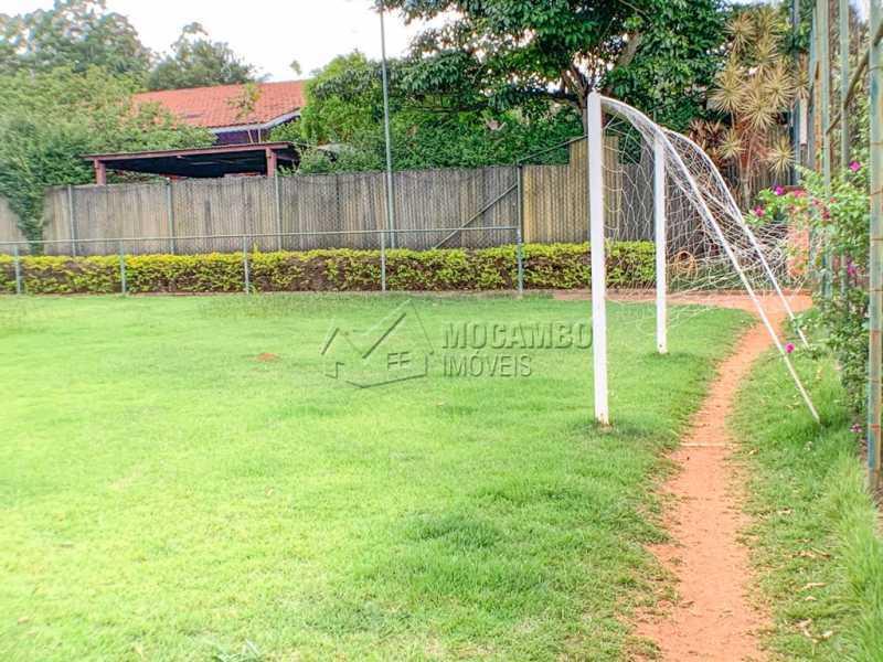 Campo de futebol - Casa em Condomínio 2 quartos à venda Itatiba,SP - R$ 749.000 - FCCN20034 - 28