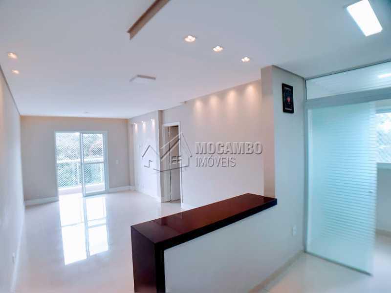 Sala  - Apartamento à venda Itatiba,SP - R$ 470.000 - FCAP00055 - 1
