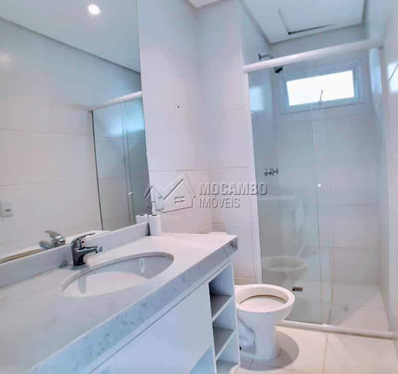 Banheiro  - Apartamento à venda Itatiba,SP - R$ 470.000 - FCAP00055 - 8