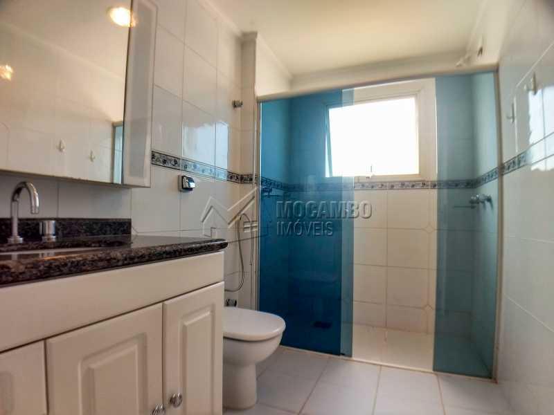 Banheiro Suíte - Apartamento 3 Quartos Para Alugar Itatiba,SP - R$ 1.800 - FCAP30546 - 8