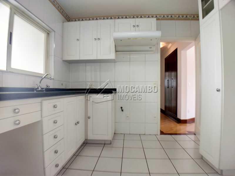 Cozinha - Apartamento 3 Quartos Para Alugar Itatiba,SP - R$ 1.800 - FCAP30546 - 5