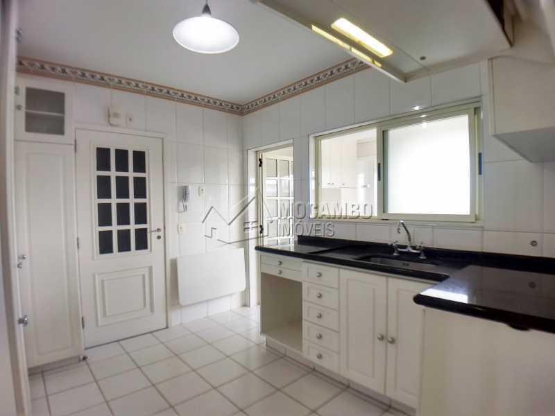 Cozinha - Apartamento 3 Quartos Para Alugar Itatiba,SP - R$ 1.800 - FCAP30546 - 4