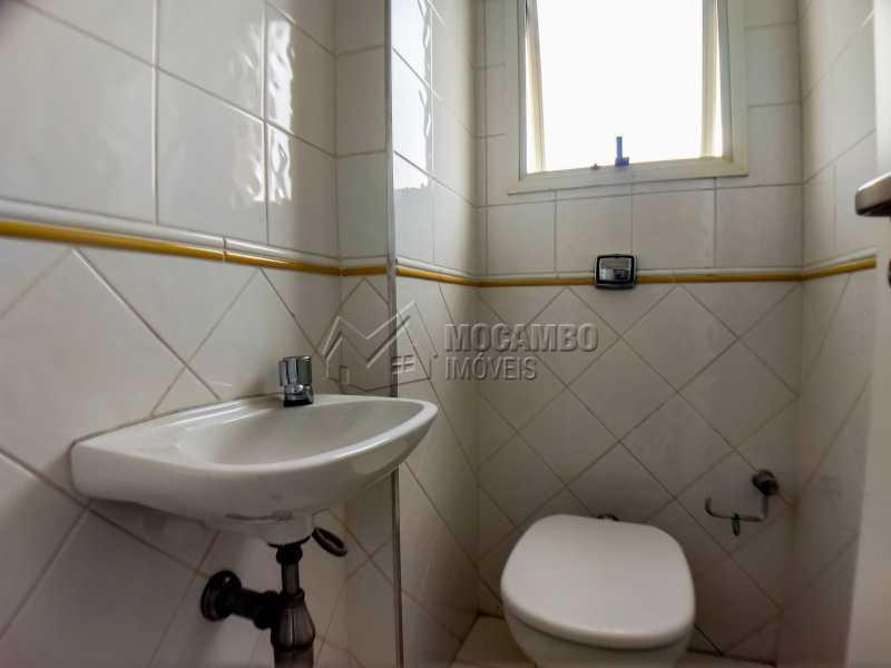 Banheiro Serviço - Apartamento 3 Quartos Para Alugar Itatiba,SP - R$ 1.800 - FCAP30546 - 14