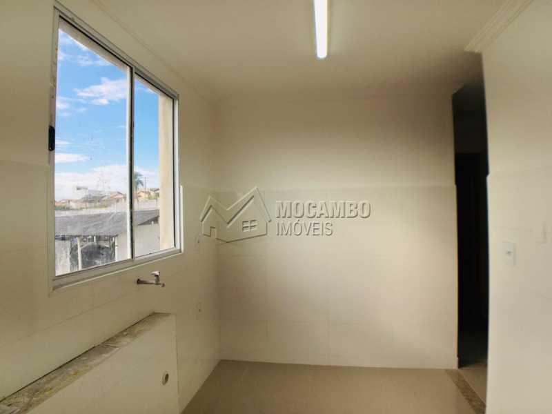 Cozinha - Apartamento 2 quartos à venda Itatiba,SP - R$ 170.000 - FCAP21074 - 5