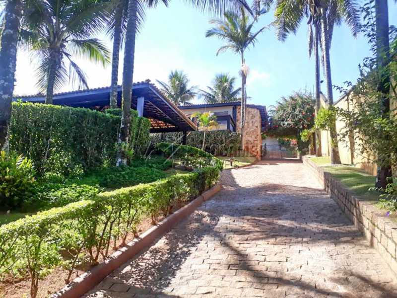 Área Externa  - Chácara 1000m² à venda Itatiba,SP - R$ 850.000 - FCCH30114 - 4